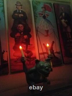 18 tall Haunted Mansion gargoyle! Disneyana Halloween prop