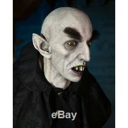 2020 Halloween 6.3' Count Nosferatu Legend Realistic Prop Haunted House IN STOCK
