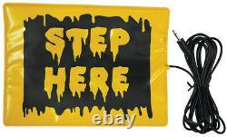 36 ANIMATED LUNGING PUMPKIN CARVER Halloween Prop PRESALE