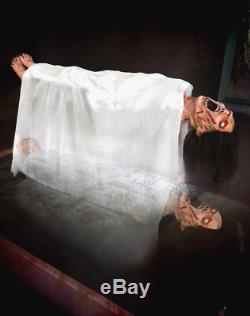 5 Foot Levitator Girl Animatronic Dead Girl Halloween Decoration / Prop NEW