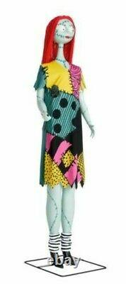 6' Life Size ANIMATED SALLY FROM NIGHTMARE BEFORE CHRISTMAS Halloween Prop