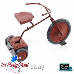 ANIMATED GHOSTLY TRICYCLE Halloween Creepy Horror Moving Bike Prop With Sound