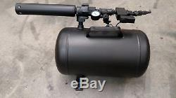 Air Cannon Halloween Startle Prop