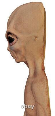 Alien Foam Filled Prop Ufo Area 51 Life Size