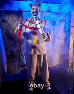 American Horror Story 6.3 Ft Twisty the Clown Static Prop Halloween Decoration