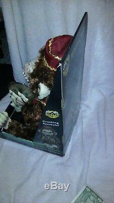 American Horror Story MONKEY CHIMES Animated Prop RARE Spirit Halloween NEW