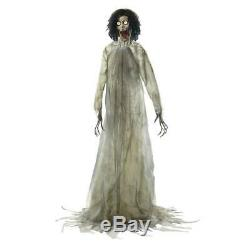 Animated Screaming Banshee, Halloween Props & Decor