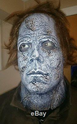 Animatronic Michael Myers Freddy Kruger Life Size Halloween Figure 6 Ft Neca