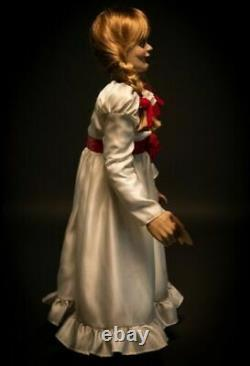 Annabelle Doll The Conjuring by Trick or Treat Studios 11 Scale Prop IN STOCK