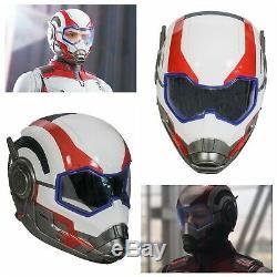 Avengers Quantum Helmet Cosplay Costume Prop Helmet Halloween Iron Man Cool Prop