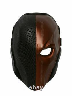 Batman Arkham Knight Halloween Mask Game Resin Cosplay Deathstroke Helmet Props