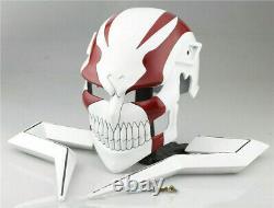 Bleach kurosaki Ichigo Tensa Bankai Face Mask Cosplay Helmet Halloween Prop Mask