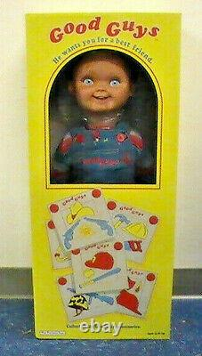 Brand New Trick or Treat Studios Child's Play 2 Chucky Good Guys Doll