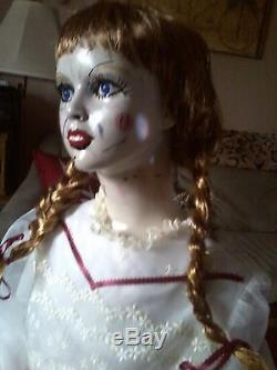 Conjuring Annabelle Doll Life Size Child Mannequin Zombie