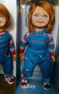 Child's Play Good Guys Chucky Doll Trick or Treat Studios IN HAND READY TO SHIP