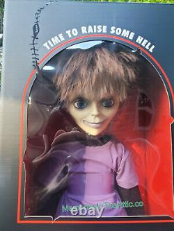 Childs Play Seed of Chucky Glen Doll Trick or Treat Studios Life Size Prop 11