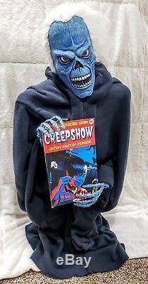 Creepshow Raoul Tom Savini Prop Crate Beast George Romero Halloween Mask Comic