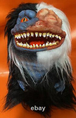 Critters 3 Horror Movie Prop Life Size Crite 12 Figure Puppet Halloween Monster