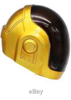 Daft Punk Rock Helmet Resin Mask Jazz Music Party COSplay Props Halloween Mask