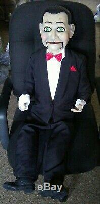 Dead silence 4 foot (MOVIE PROP) billy doll (not real ventriloquist dummy)