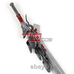 Devil May Cry 5 Cosplay Red Queen Sword Nero's Weapon Handhelds Halloween Prop