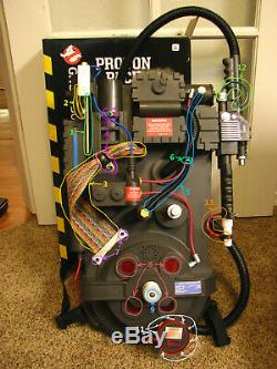 FOUR upgrade kits for your Spirit Halloween Ghostbusters Deluxe Proton Pack