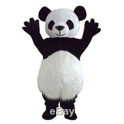 Fancytrader Giant Panda Mascot Costume Adult Size Bear Fancy Dress Party Prop