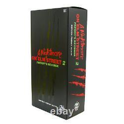 Freddy Krueger Nightmare On Elm Street 2 Halloween Costume Metal Glove Prop