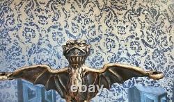 Full SizeRESINHaunted Mansion Bat! Ready to Ship, Disneyana Halloween prop