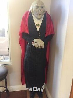 Gag Studios The Count, Life Size Vampire, Count Dracula, Halloween Prop