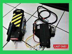 Ghostbusters Ghost Trap & Pedal Movie Prop WithLight Halloween Costume Proton Pack