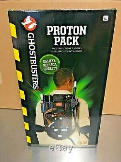 Ghostbusters Proton Pack PKE Meter Ghost Trap Ecto Goggles Spirit Halloween Set