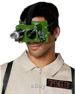 Ghostbusters Proton Pack PKE Trap Goggles Belt Walkie Talkie Spirit Halloween