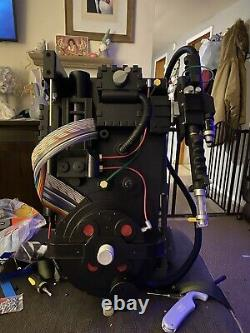 Ghostbusters Proton Pack! Spirit Halloween Deluxe Upgradeded Pack