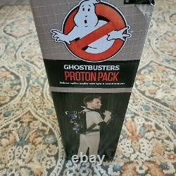 Ghostbusters Proton pack Deluxe replica with lights and sounds spirit Halloween