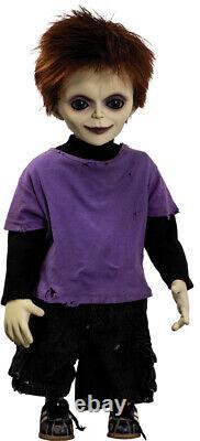 Glen Doll Prop Replica Collector Seed Of Chucky Trick Treat Studios Halloween