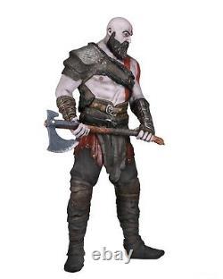 God of War (2018) Life-Size Foam Figure Kratos NECA