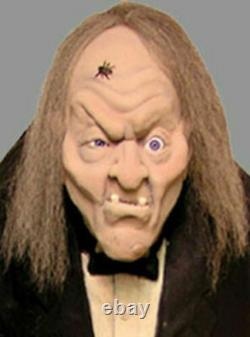 Gravely The Ghastly Butler Halloween Decor Prop Business Event Party Statue