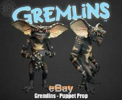 Gremlin Evil Puppet Prop Trick or Treat Studios Gremlins Green Halloween NEW