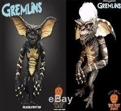 Gremlins Puppet Replica Trick or Treat Studios Prop Evil Stripe Licensed UK New
