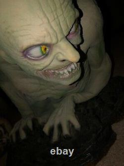Grossferatu Morbid Creepy Halloween Prop Gemmy Spirit Hard To Find Latex NEW