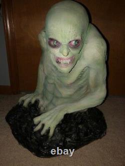 Grossferatu Morbid Industries Creepy Halloween Prop Gemmy Spirit Hard To Findnew