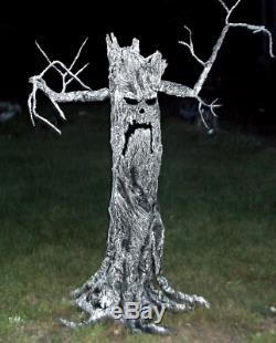 HALLOWEEN HAUNTED TREES/ OOAK by MADMAT