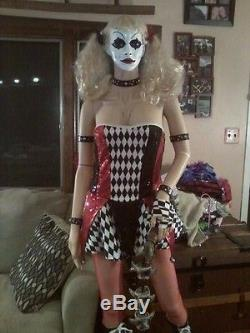 Horror theme party with naughty college girls scene 1 - 5 3