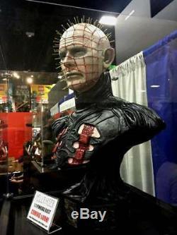 HELLRAISER PINHEAD Lifesize bust-Horror-Doug Bradley-Halloween-statue-HCG