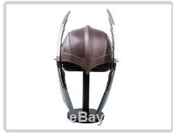 HOT Marvel's The Avengers Thor Helmet 11 Cosplay Props Halloween Gift Open Mask