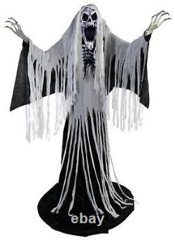 Halloween Animatronic TOWERING WAILING SOUL 76'' Prop Seasonal Visions