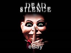 Halloween Dead Silence Mary Shaw Clown Puppet Prop Haunted House Pre-Order NEW