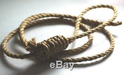 Halloween Horror Hangman Noose Prop