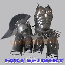 Halloween Mask Costumes Cosplay Men Props Party dress fancy Leonidas Helmet vC1